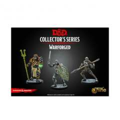 Dungeons and Dragons Collector's Series: Warforged