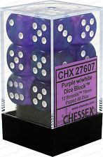 Borealis Purple/white - CHX 27607