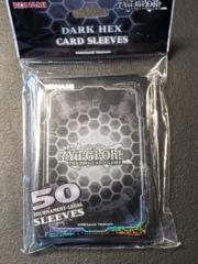 Dark Hex Card Sleeves