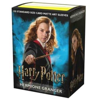 Dragon Shield Sleeves: Standard - Matte Hermione Granger Art Limited Edition (100ct.)