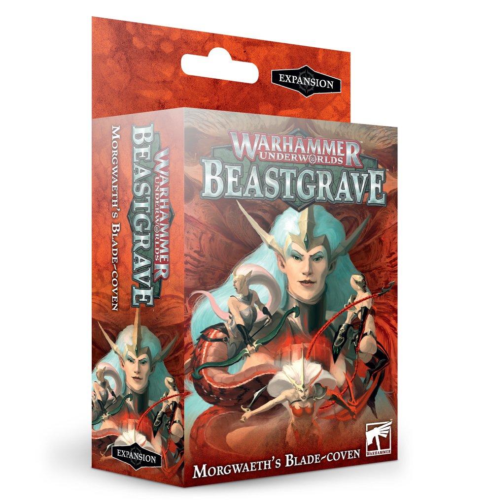 Warhammer Underground: Morgwaeths Blade-Coven