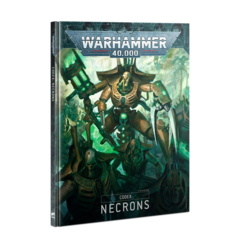 Warhammer 40k Codex: Necrons 9th Edition