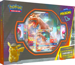 Detective Pikachu Chardizard-GX Special Edition case
