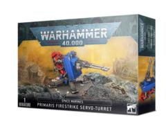 Warhammer 40k Primaris Firestrike Servo-Turret