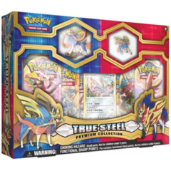 True Steel Premium Collection - Zacian