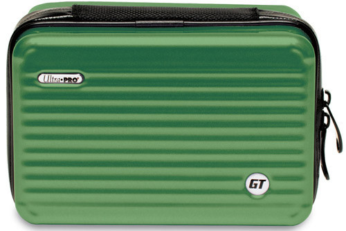 Ultra Pro Deck Box: GT Luggage - Green