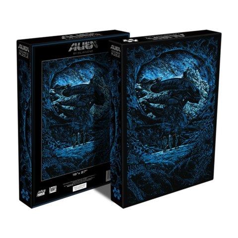 Alien 1000 Piece Puzzle
