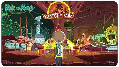 ULTRA PRO: RICK AND MORTY PLAYMAT - Anatomy Park
