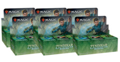 Zendikar Rising Booster Box (6 boxes)