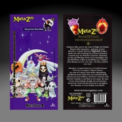 MetaZoo TCG: Nightfall Blister Pack