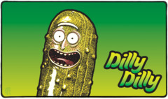 Playmat - Dilly Dilly