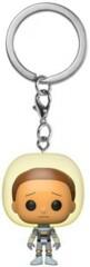 Funko Rick & Morty Pocket POP! Space Suit Morty Keychain