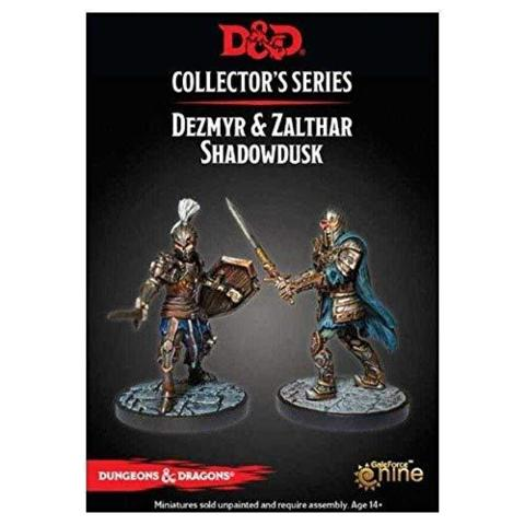 Dezmyr & Zalthar D&D Collectors Series