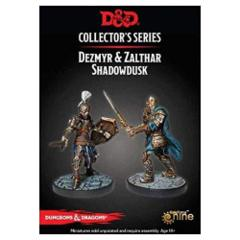 Dezmyr & Zalthar D&D Collector's Series