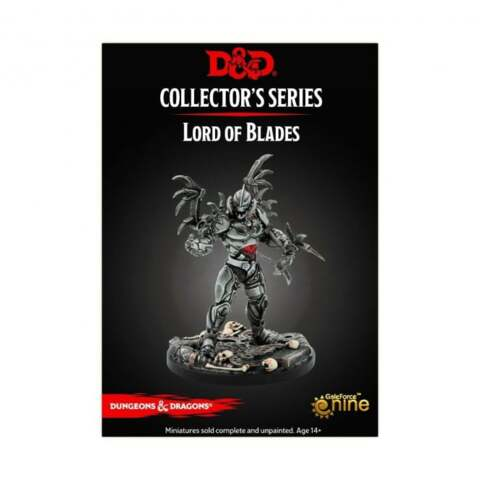 Dungeons and Dragons Collectors Series: Lord of Blades