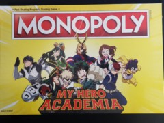 Monopoly - My Hero Academia