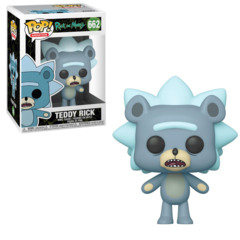 Funko Animation: Teddy Rick
