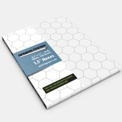 Gaming Paper 1.5″ Hex Singles