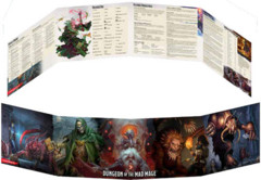 D&D Dungeon of the Mad Mage (DM Screen)