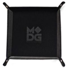 Folding Dice Tray - Black
