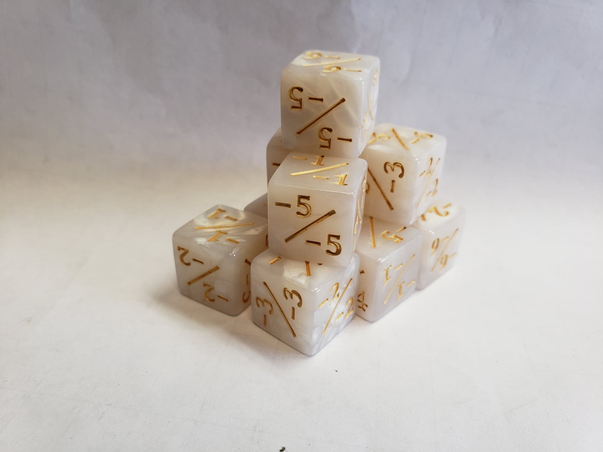 -1/-1 Counter dice