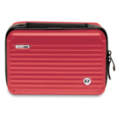 Ultra Pro Deck Box: GT Luggage - Red