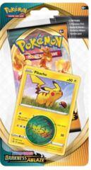 Sword & Shield - Darkness Ablaze Checklane Blister - Pikachu