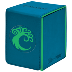 Magic: The Gathering Guilds of Ravnica Alcove Flip Box (Simic)