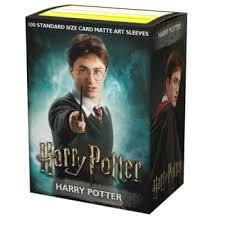 Dragon Shield Sleeves: Standard - Matte Harry Potter Art Limited Edition