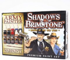 Shadows of Brimstone: Heroes of the Old West