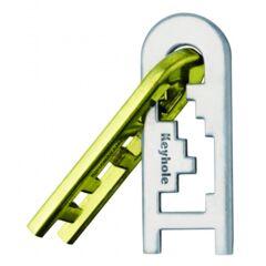 Hanayama: level 4 Keyhole
