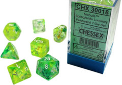 CHX 30018 - Nebula Spring/White Luminary 7-Die Set