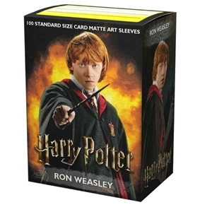 Dragon Shield Sleeves: Standard - Matte Ron Weasley Art Limited Edition (100ct.)