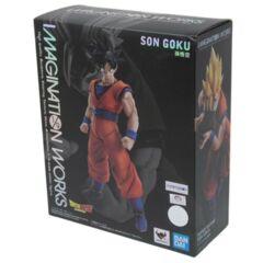 Bandai Imagination Works Goku from Dragon Ball Z