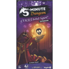 5 Minute Dungeon: Curses! Foiled Again! Expansion