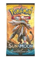 Sun and Moon Base Set Booster Pack