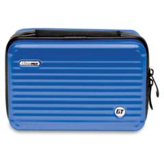 Ultra Pro Deck Box: GT Luggage - Blue