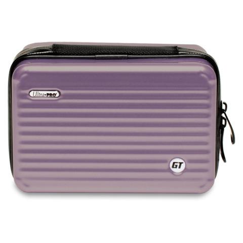 Ultra Pro Deck Box: GT Luggage - Purple