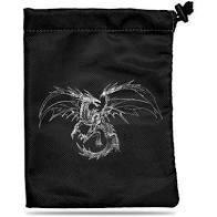 Ultra Pro - Dice Bag Black Dragon Treasure Nest