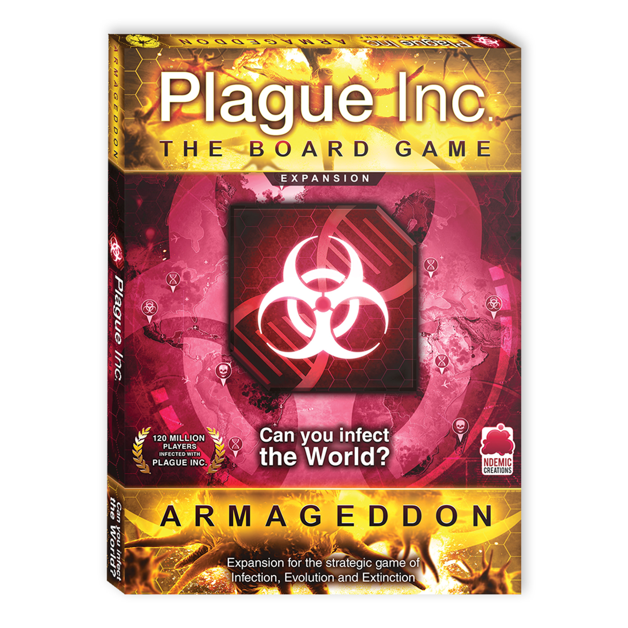Plague Inc Armageddon