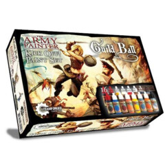 Army Painter: Guild Ball Paint Set!