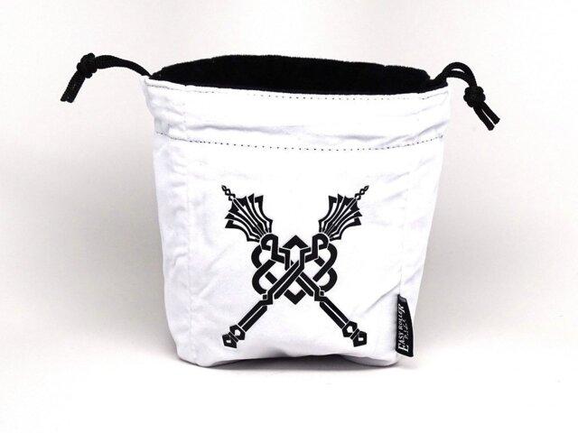 Mace Reversible Microfiber Self-Standing Large Dice Bag