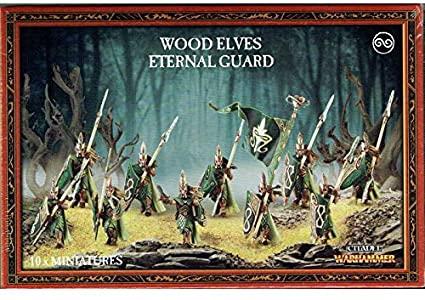 Wood Elves Eternal Guard