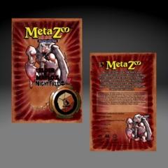 MetaZoo TCG: Nightfall Theme Deck - Earth