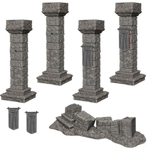 Wizkids Deep Cut: Pillars & Banners