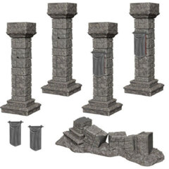 Wizkids Deep Cut: Pillars & Banners