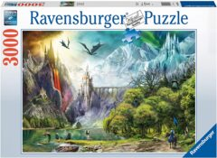Puzzle: Reign of Dragons (3000 pc)