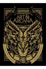 Dungeons & Dragons Art & Arcana Special Edition