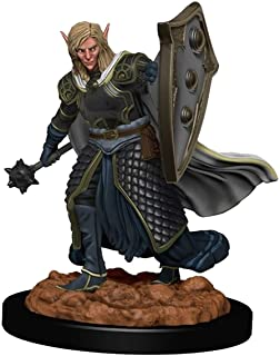 DUNGEONS AND DRAGONS: ICONS OF THE REALM PREMIUM FIGURE - MALE ELF CLERIC