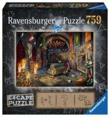 Puzzle: Escape Vampire Castle (759 pc)